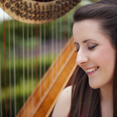 Zuzanna Olbryś harpist link to audio recordings