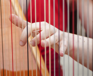 (English) Tuning the harp