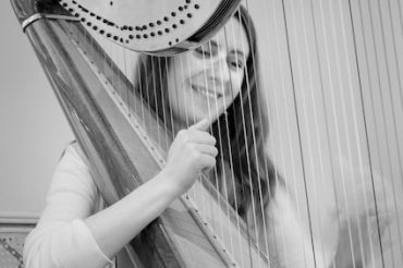 Harp repertoire for weddings and functions