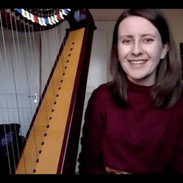 Live no 11: Harp Warm Up
