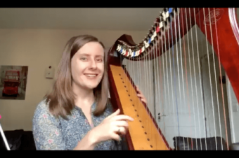 "(English) Live no 15: Patterns in music and ""Sea Breeze"" by Fiona-Clifton Welker"