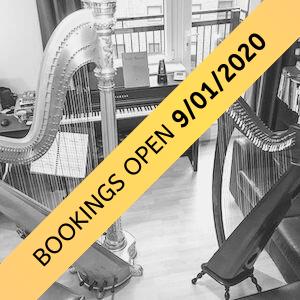 Harp Course: Spring Term