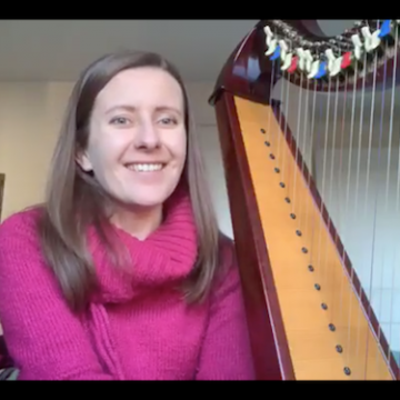 Live 22: How to avoid buzzing on the harp?