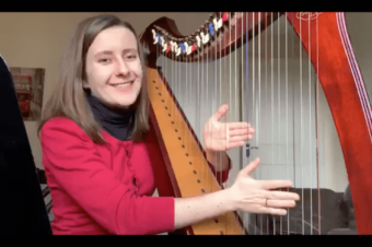 Live 25: Introduction to arranging for the harp