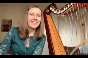 Live 28: How to make glissandi on a harp even more sparkly