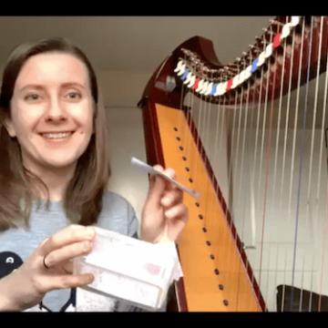 Live 30: Harp accessories