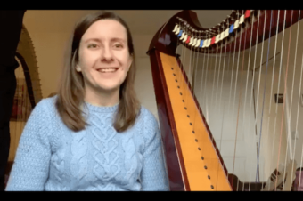 Live 31: Three things to do before starting harp lessons