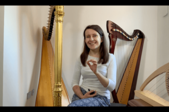 Coffee Break Harp 4 – What is the best harp for a beginner?