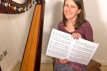 Are these mistakes slowing you down when reading music on the harp? – Coffee Break Harp 13