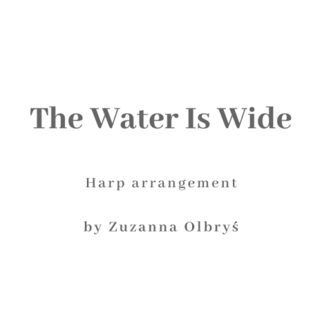 The Water Is Wide: cover