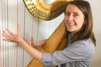 How to play harmonics on the harp – and make them reliable! [ep 21]