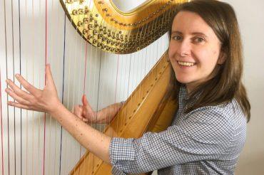 How to play harmonics on the harp – and make them reliable! [ep 21]