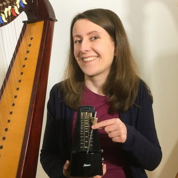 How to find the right metronome speed on the harp? [ep 39]