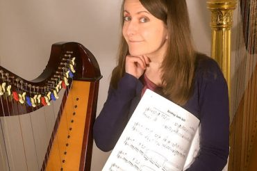 How to get better at memorising music on the harp? [ep 44]