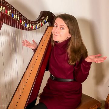 Are you guilty of this bad habit? – Coffee Break Harp 47